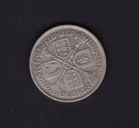 1928 GREAT BRITAIN UK GEORGE V FLORIN SILVER COIN