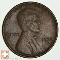 1930-S LINCOLN WHEAT CENT 2270