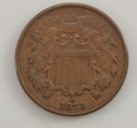 1870 TWO-CENT PIECE G04
