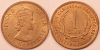 EASTERN TERRITORIES  1 CENT  1955  RED