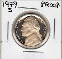1979 S  JEFFERSON NICKEL IN PROOF CONDITION