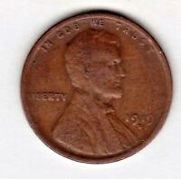 1919 D LINCOLN CENT IN FINE  CONDITION  STK LSUN - 2