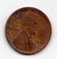 1909 LINCOLN CENT IN GOOD CONDITION  STK 1007