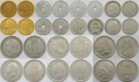 GREECE  TYPE COLLECTION  14 COINS