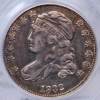 1832 CAPPED BUST DIME PCGS EXTRA FINE 40 A GEM FOR THE GRADE  STRIKE LUSTER AND COLOR