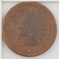 1875 INDIAN CENT ONE CENT Z73