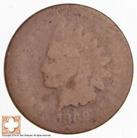 1869 INDIAN HEAD CENT 469
