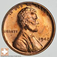 1942 LINCOLN WHEAT CENT PROOF 1228