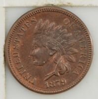 1879 INDIAN HEAD ONE CENT Z78