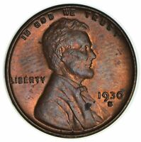 1930-S LINCOLN WHEAT CENT 2259