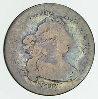 1807 DRAPED BUST DIME - CIRCULATED 4848