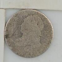 CAPPED BUST DIME Z42