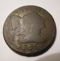 1795 LIBERTY CAP CENT S-73 R-5-