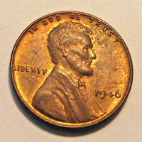 1946 LINCOLN WHEAT CENT LOT Y346