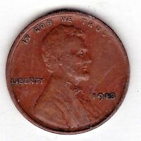 1913 LINCOLN CENT IN EXTRA FINE CONDITION STK S1