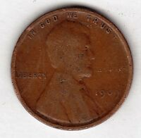 1909 LINCOLN CENT IN GOOD CONDITION STK 1810