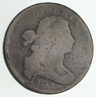 1803 DRAPED BUST LARGE CENT - CIRCULATED 4050