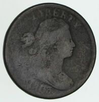 1803 DRAPED BUST LARGE CENT - CIRCULATED 4051