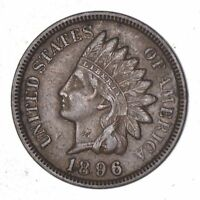 1896 INDIAN HEAD CENT - CIRCULATED 7823