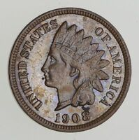 1908 INDIAN HEAD CENT - NOT CIRCULATED 8742