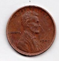 1909 LINCOLN CENT IN EXTRA FINE CONDITION STK L09-EXTRA FINE -1