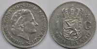 NETHERLANDS  1 GULDEN  1967