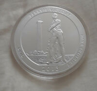 2013 5 OZ SILVER ATB PERRY'S VICTORY - AMERICA THE BEAUTIFUL