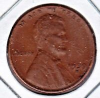 1939 D  LINCOLN CENT IN AU CONDITION  STK L.7100