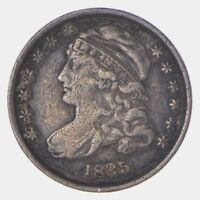 1835 CAPPED BUST DIME - CIRCULATED 5716