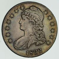 1832 CAPPED BUST HALF DOLLAR - CIRCULATED 4604