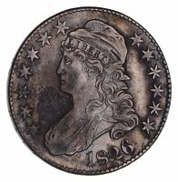 1826 CAPPED BUST HALF DOLLAR - CIRCULATED 1435