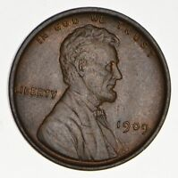 1909 LINCOLN WHEAT CENT - NOT CIRCULATED 0118