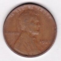 1927 S LINCOLN CENT IN  GOOD  CONDITION  STK 27-9