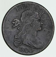 1800/1798 DRAPED BUST LARGE CENT - CIRCULATED 6041