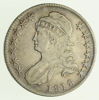 1818 CAPPED BUST HALF DOLLAR - CIRCULATED 4188