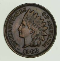 1908 INDIAN HEAD CENT - NEAR UNCIRCULATED 4374
