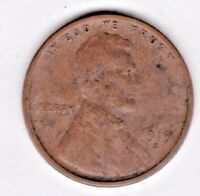 1919 S LINCOLN CENT IN FINE  CONDITION  STK LSUN - 10