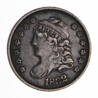 1832 CAPPED BUST HALF DIME - CIRCULATED 8453