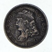 1830 CAPPED BUST HALF DIME - CIRCULATED 1333