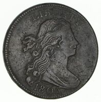 1803 DRAPED BUST LARGE CENT - CIRCULATED 2642