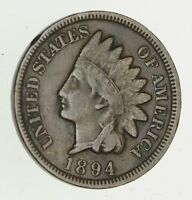 1894 INDIAN HEAD CENT - CIRCULATED 9375