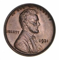 1931 LINCOLN WHEAT CENT - UNCIRCULATED 9010