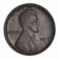 1918-D LINCOLN WHEAT CENT - UNCIRCULATED 9014