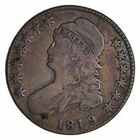 1819 CAPPED BUST HALF DOLLAR - CIRCULATED 9060