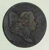 1794 LIBERTY CAP HALF-CENT - CIRCULATED 9057