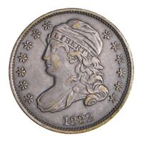 1832 CAPPED BUST DIME - CIRCULATED 9819