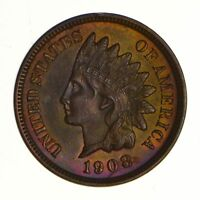 1908 INDIAN HEAD CENT - UNCIRCULATED 7291