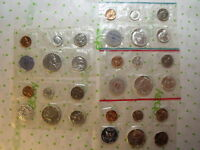 1963 & 1964 SILVER 5 COIN PROOF SETS AND 1964 US MINT SET D
