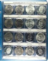 LOT OF 32 COINS    EISENHOWERS PDS SILVER COINS UNITED STATE