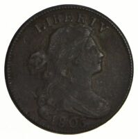 1803 DRAPED BUST LARGE CENT - CIRCULATED 2576